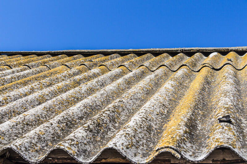 Asbestos Garage Roof Removal Costs Croydon Greater London